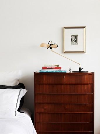 comoda gaveteiro de madeira