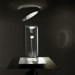 Luminária DeliriumYum vidro, metal, espelho