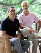 Alberto Lahós e Marco do Carmo Arquitetura Interiores