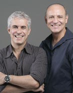 Antonio Ferreira Jr & Mario Celso Bernardes