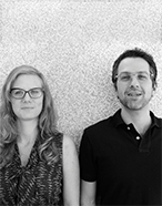 Mila Strauss + Marcos Paulo Caldeira