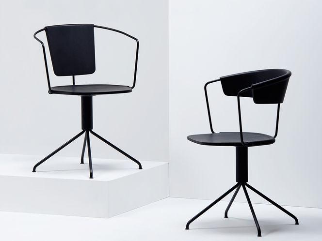 Cadeira de Estrutura Fina